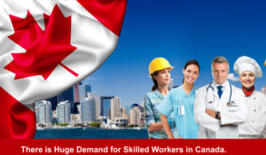 CANADIAN GOVERNMENT GREATLY NEEDS INTERNATIONAL SKILLED WORKERS